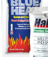 Ice Melters & Chloride Pellets