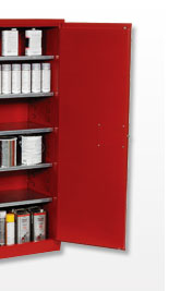 Paint & Ink Storage Cabinets