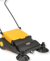 Industrial Push Sweeper